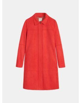 Suède-look jacket